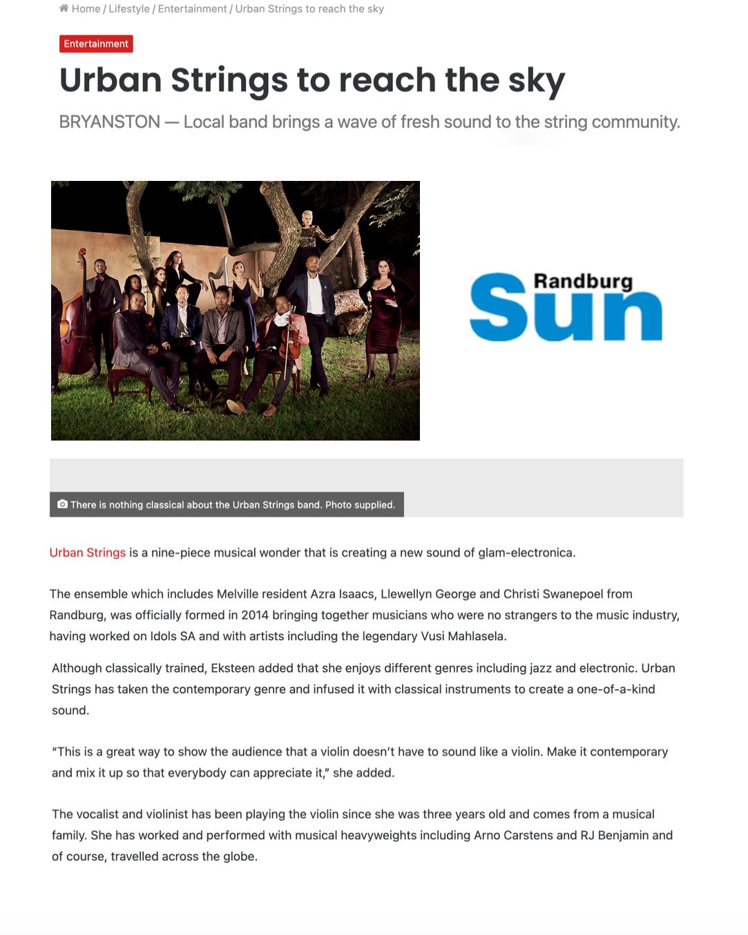 Randburg Sun